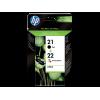 Hewlett-Packard HP SD367AE (№ 21/22) Color оригинальный