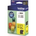 Brother LC-663Y yellow оригинальный