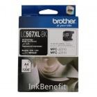 Brother LC567XLBK black оригинальный