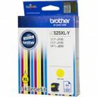 Brother LC525XLY yellow оригинальный