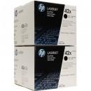 HP Q5942XD (№ 42X) black оригинальный