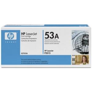 HP Q7553A (№ 53A) black оригинальный