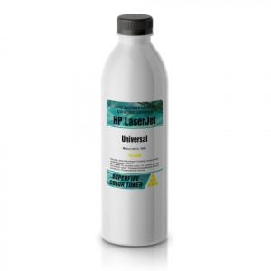 Тонер HP Color LJ Universal бутылка 500 гр Yellow SuperFine для принтеров