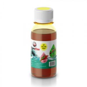 Чернила HP Dye ink (водные) универсальные 100 ml yellow SuperFine для принтеров