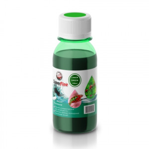 Чернила Canon Dye ink (водные) универсальные 100 ml green SuperFine для принтеров
