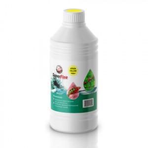 Чернила Epson Dye ink (водные) универсальные 1000 ml yellow SuperFine для принтеров