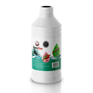 Чернила Epson Dye ink (водные) универсальные 1000 ml black SuperFine для принтеров