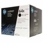 HP CC364XD (№64X) black оригинальный