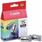 Canon BCI-15Bk black оригинальный