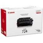 Canon 724 black оригинальный