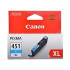 Canon CLI-451XLC cyan оригинальный