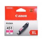 Canon CLI-451XLM magenta оригинальный