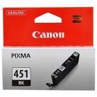 Canon CLI-451Bk black оригинальный