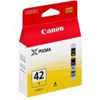 Canon CLI-42 yellow оригинальный