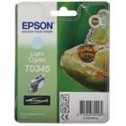 Epson C13T03454010 cyan оригинальный