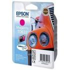 Epson C13T06334A10 magenta оригинальный