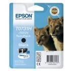Epson C13T07214A10/C13T10414A10 black оригинальный