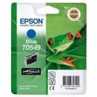 Epson C13T05494010 cyan оригинальный