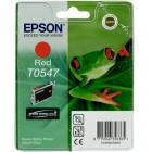 Epson C13T05474010 Red оригинальный