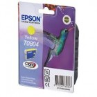 Epson C13T08044011 yellow оригинальный