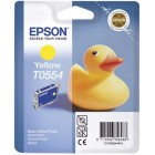 Epson C13T05544010 yellow оригинальный