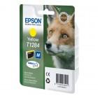 Epson C13T12844011 yellow оригинальный