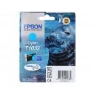 Epson C13T10324A10 cyan оригинальный