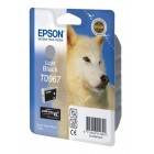 Epson C13T09674010 Light black оригинальный