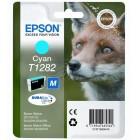 Epson C13T12824011 cyan оригинальный