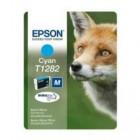 Epson C13T12824021 cyan оригинальный