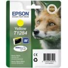 Epson C13T12844021 yellow оригинальный