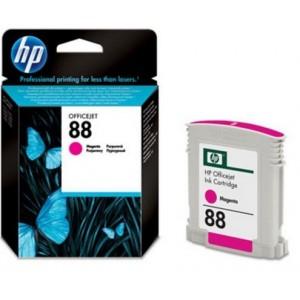 HP C9387AE (№88) magenta оригинальный
