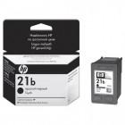 HP C9351BE (№21) black оригинальный
