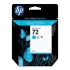 HP C9371A (№72) cyan оригинальный