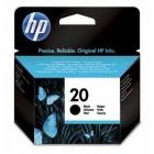 HP C6614DE (№20) black оригинальный