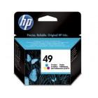 HP 51649AE (№49) Color оригинальный