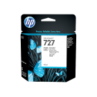 HP B3P17A (№727) black оригинальный