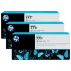 HP B6Y13A (№771C) black оригинальный