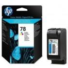 HP C6578DE (№78) Color оригинальный