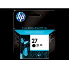 HP C8727AE (№27) black оригинальный
