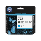 HP C1Q20A (№773) Matte black + cyan оригинальный