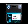 Hewlett-Packard HP CB319HE (№178) magenta оригинальный
