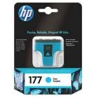 HP C8771HE (№177) cyan оригинальный