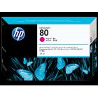HP C4874A (№80) magenta оригинальный