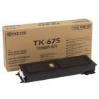 Kyocera-Mita TK-675 black оригинальный