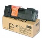 Kyocera-Mita TK-100 black оригинальный