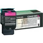 Lexmark C544X1MG magenta оригинальный