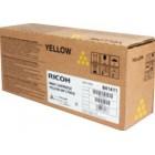 Ricoh 841411 yellow оригинальный