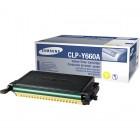 Samsung CLP-Y660A/ELS yellow оригинальный