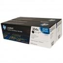 Картридж HP CC530AD №304A Black